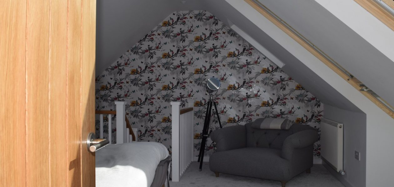 Loft conversion in Croydon has got everything in check and covered